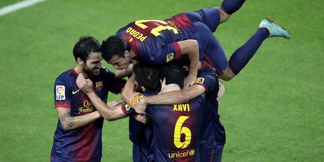 Barcelona wil duel om Super Cup niet in China spelen