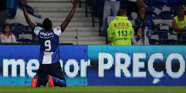 Jackson Martinez helpt FC Porto aan zege