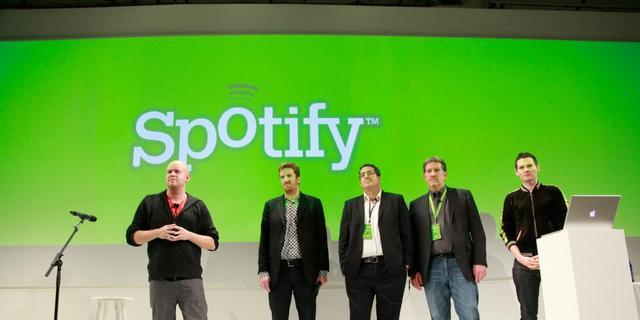 'Spotify komt weer met nieuwe suggestiepagina'