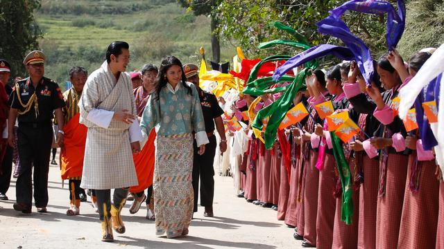 Bhutan wil volledige biologische natie worden