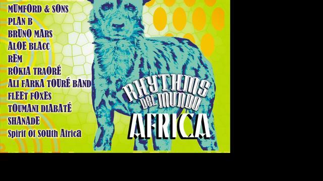 Various Artists - Rhythms Del Mundo: Africa