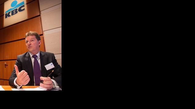 'KBC wil 2 miljard euro staatssteun aflossen'