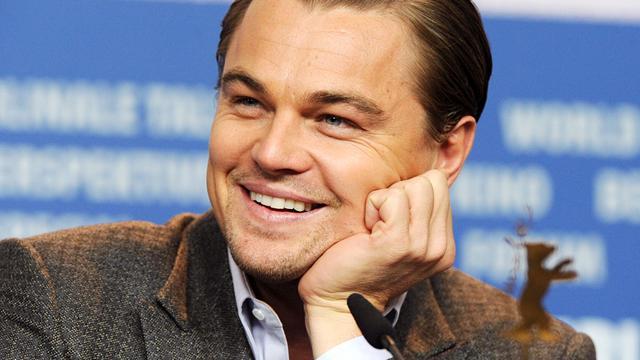 'Weer model voor Leonardo DiCaprio'