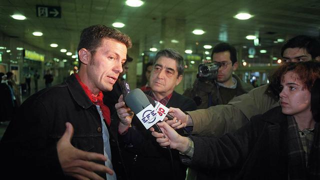 Spaanse journalist ontsnapt uit Homs