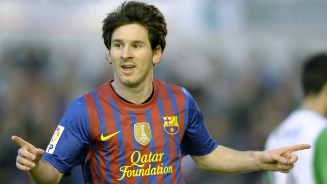 Messi kan recordpoging zondag hervatten