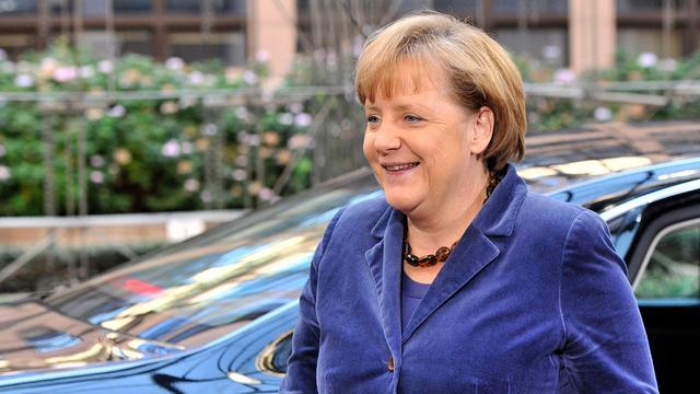 Merkel wil coalitie met FDP voortzetten