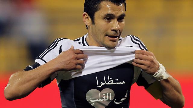 Egyptenaar Ahmed Hassan wereldwijde recordinternational