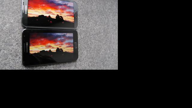'Samsung overweegt Galaxy Note III van aluminium'