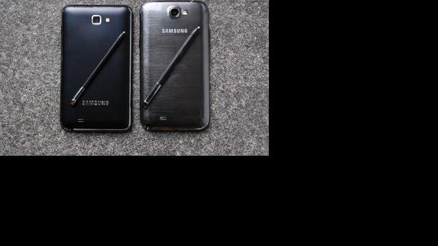 Galaxy Note II in twee maanden vijf miljoen keer verkocht