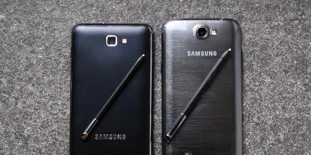 Galaxy Note II al vijf miljoen keer verkocht