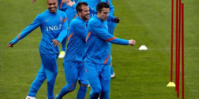 Oranje op jacht naar derde zege in WK-voorronde