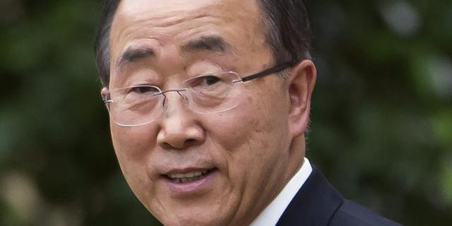 Ban Ki-moon naar honderdste verjaardag Vredespaleis