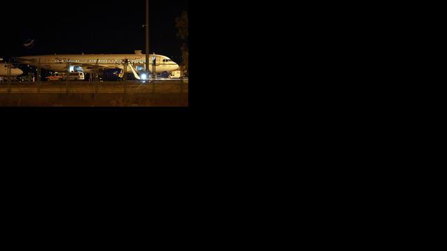 'Syrisch vliegtuig had munitie aan boord'