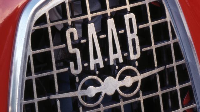 'Saab gaat vliegtuiglogo weer gebruiken'