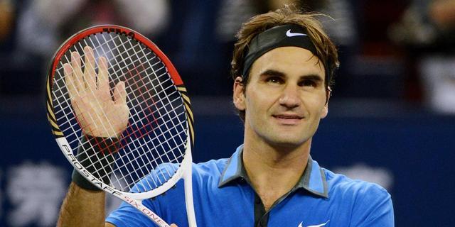 Federer driehonderd weken op nummer één