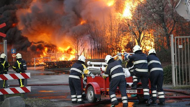 'Pomp Chemie-Pack vaak ontdooid met gasbrander'