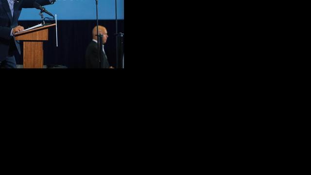Vuurwerk verwacht bij de debat tussen Ryan en Biden