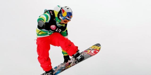 Snowboarders niet door kwalificatie slopestyle