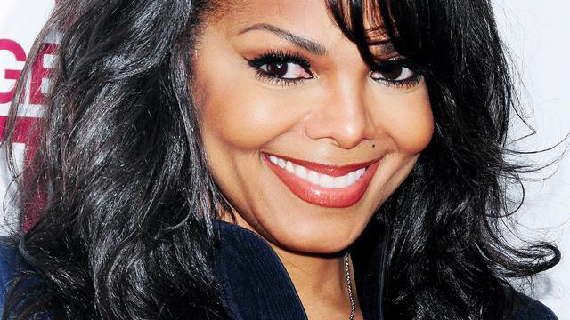 'Janet Jackson huwt in lente 2013'