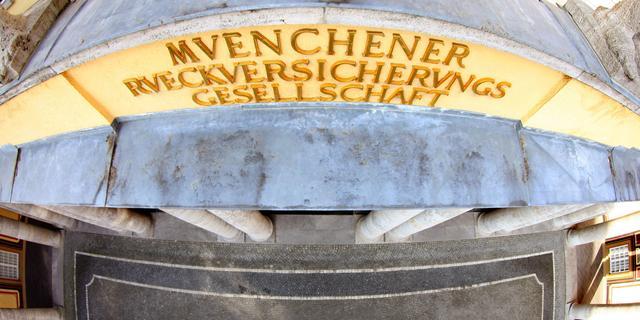 Munich Re mikt op verdrievoudiging winst