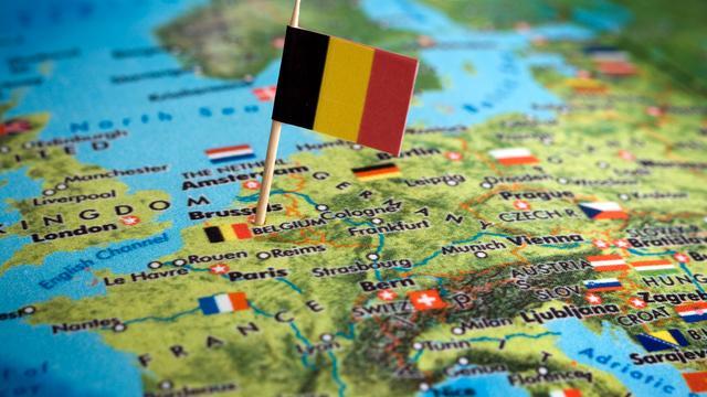 België ontsnapt nipt aan recessie