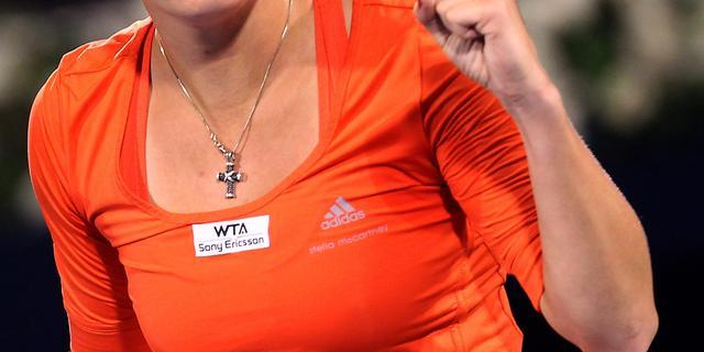 Wozniacki met moeite naar vierde ronde Indian Wells