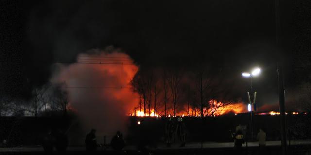 Kritiek op Surinaamse brandweer