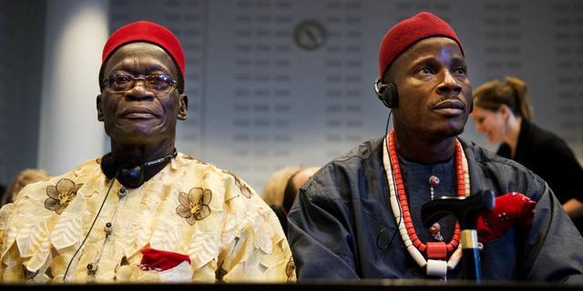 'Shell niet enige oorzaak voor olievervuiling Nigeria'