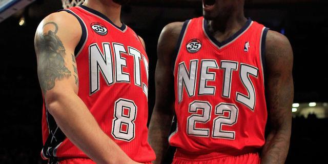Nets mogen hopen op vervolg in play-offs in NBA