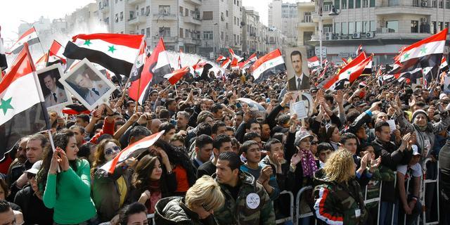 Nieuw bloedbad in Syrië na 'schijnreferendum'