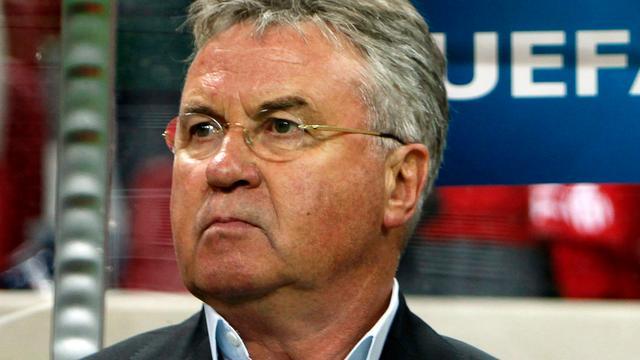 Hiddink wint met Anzhi bij competitiedebuut
