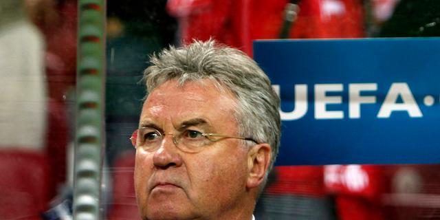 Hiddink stelt acht andere spelers op