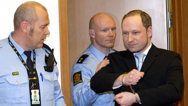 'Aanklacht Breivik vrijdag klaar'