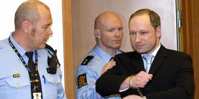 Breivik mag in gevangenis studeren