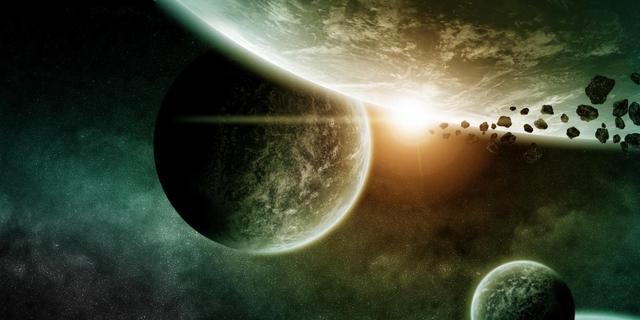 Planeet met vier zonnen ontdekt