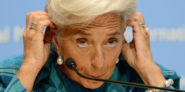 'IMF voorziet bijstelling groeiprognoses VS'