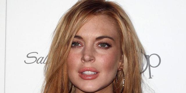 Lindsay Lohan loog over cocaïnegebruik moeder