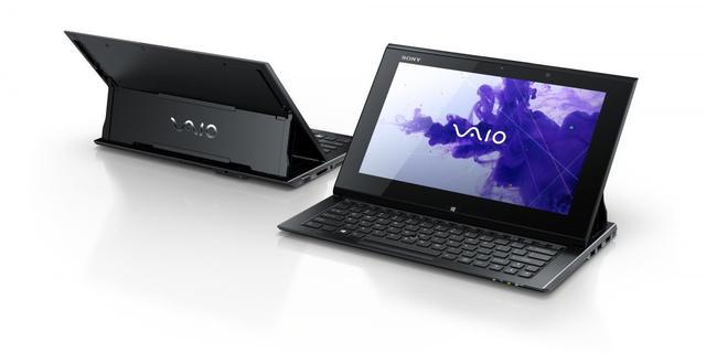 Sony prijst 'mobiele' all-in-one-pc en hybride ultrabook