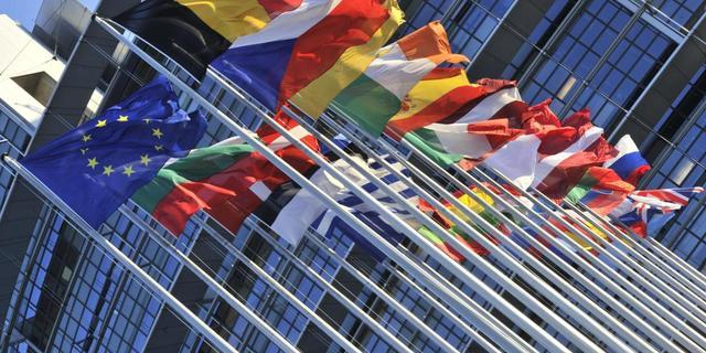 'Vertrouwen in euro gedaald'
