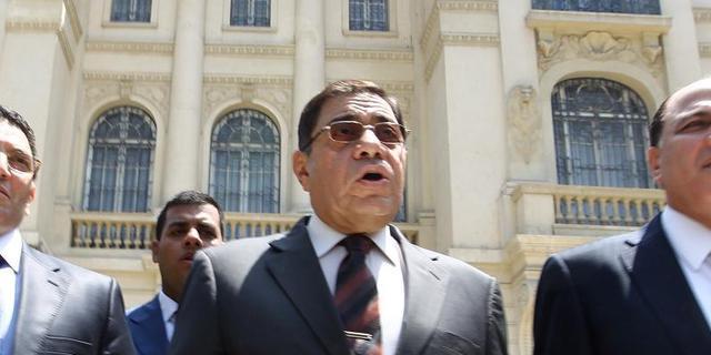 Topman justitie Egypte weigert op te stappen