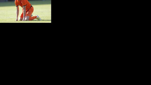 Jong Oranje zet grote stap richting Europees kampioenschap