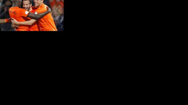 Oranje stijgt vier plaatsen op FIFA-ranking