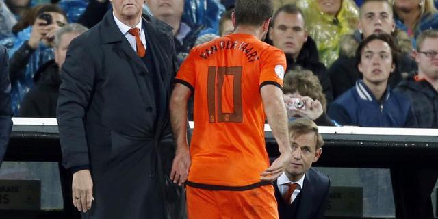Van Gaal: 'Score viel te laag uit'