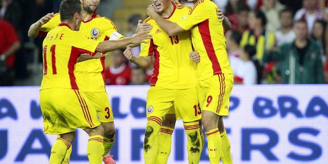 Roemenië gaat voor drie punten tegen Oranje