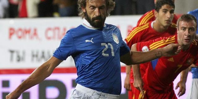 Italië wint bij Armenië