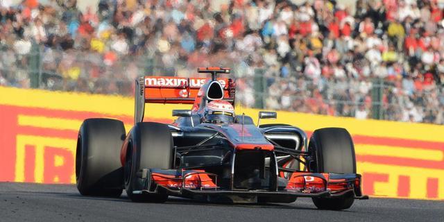 Button bang voor Red Bull-dominantie in kwalificatie