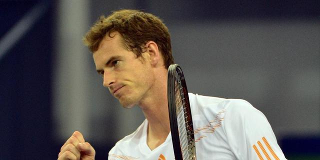Federer en Murray treffen elkaar in Shanghai