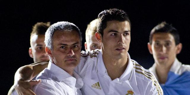 Mourinho: 'Misdaad als Gouden Bal niet voor Ronaldo is'