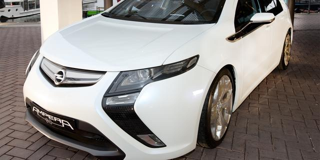 Reclame voor Opel Ampera is misleidend