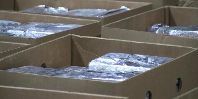 Zeven ton 'Nederlandse' cocaïne onderschept